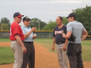 umpires at plate conference